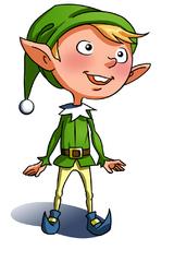 Elf Logan Tinsel-foot